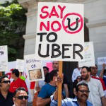 Uber以科技之名,行違法之實,影響的是整個社會民心! —大都會衛星車隊總經理 吳建璋