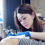用心經營社群,女紋身師 粉紅喵 以紋身藝術療癒人心
