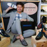 男鞋品牌Amanshoes上線半年損益兩平,目標千萬的關鍵零售力秘訣?