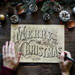 [PS基礎教學]不一樣的聖誕卡片! 利用PhotoShop簡單快速的DIY聖誕卡片(附下載連結)