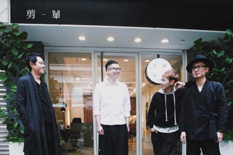 (創立【剪單】融入產學合作,為準髮型師們圓夢/圖:取自 WANWAN HO)