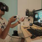 訪/用 VR 蓋樣品屋!業者成本少 84% 頭盔一戴 … 買家躺進「預售屋」