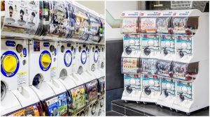 (扭蛋產業每年在日本的產值約達 300 億日圓/圖:取自 Dennis Amith)