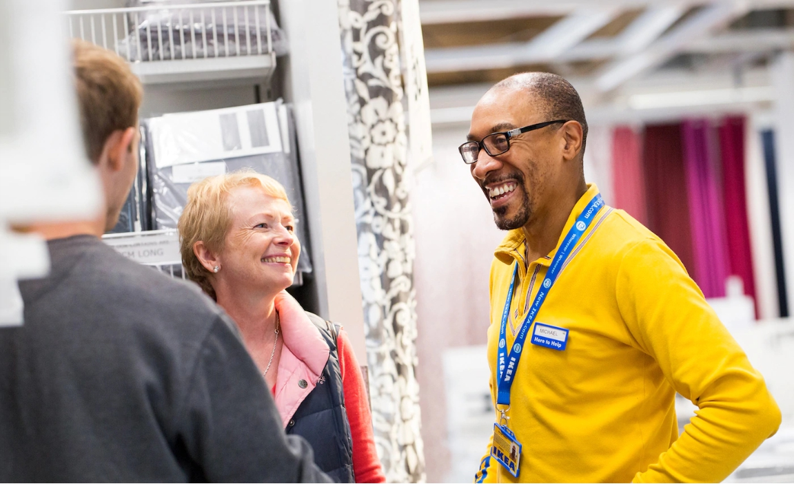 (IKEA史上最大裁員,但將新增1.15萬個職缺。圖/官網)