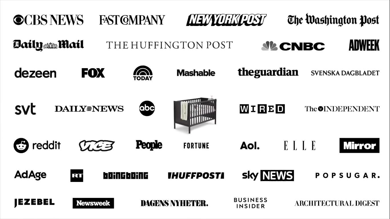 (《Pee AD》總共賺得了價值超過 1,100 萬美元的免費報導。/圖:取自 YouTube NewYorkFestivals)