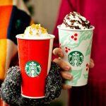 星巴克推出聖誕抽抽樂,「遊戲化行銷」成功讓路人粉也淪陷