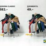 椅子都用來堆衣服!IKEA廣告勸敗術,用「商品隱性功能」讓粉絲含笑刷卡