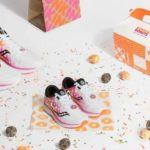 跨界行銷1+1大於2!甜甜圈 Dunkin' 聯名跑步鞋 Saucony,接力賺運動財