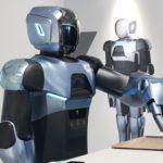 和你玩撲克牌、用手指拿起草莓,他是 AI 商用機器人 Aria