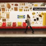 把沙發、臥室搬進地鐵站?IKEA 在巴黎地鐵站大秀行銷創意