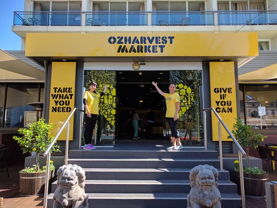 澳洲第一間「剩食超商」OzHarvest Market|廣告創意