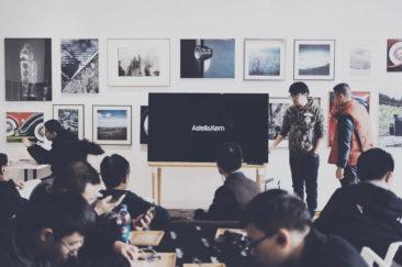 數位行銷思維簡報呈現|經營管理