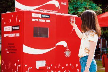 可口可樂戶外廣告|廣告創意
