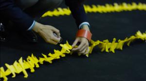 (牌日本分公司的「金氏世界紀錄」/圖:Vimeo 影片)
