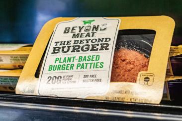 (Beyond Meat打入肯德基門市,為肯德基提供素食炸雞原料。/圖:Dreamstime)