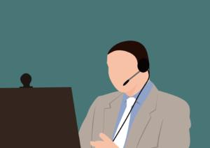 (聊天機器人可減少真人客服的差錯 / 圖:Pixabay)