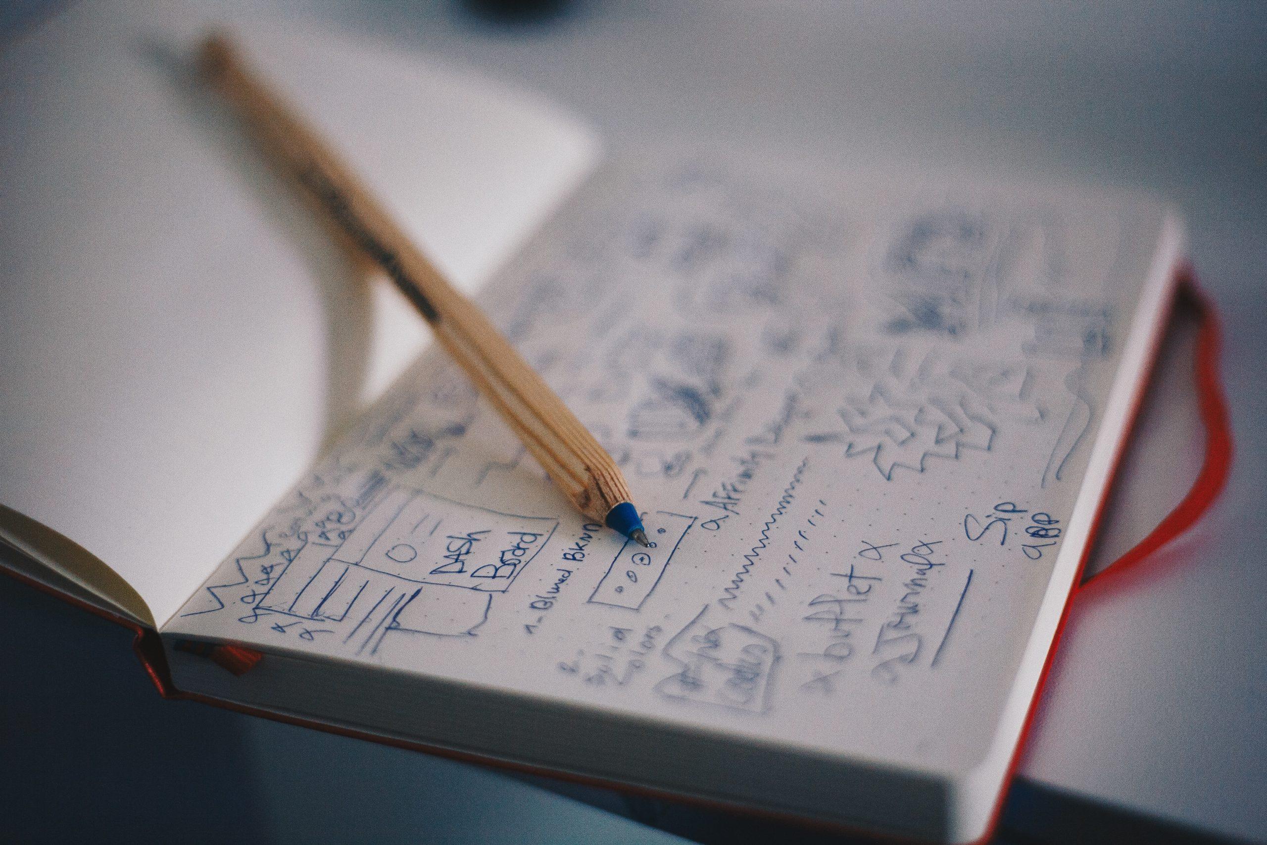 先擬定行動規劃,了解自己的服務價值在哪裡。/圖:Photo by Med Badr Chemmaoui on Unsplash