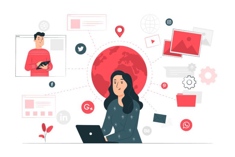 自媒體經營與行銷增加網站流量