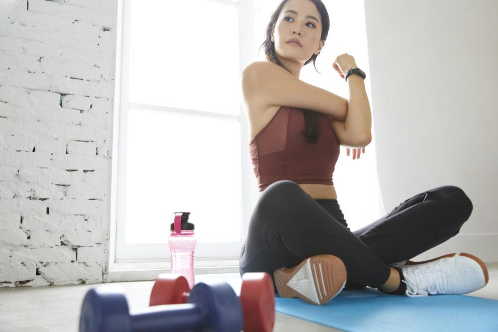 在家運動 瑜伽yoga