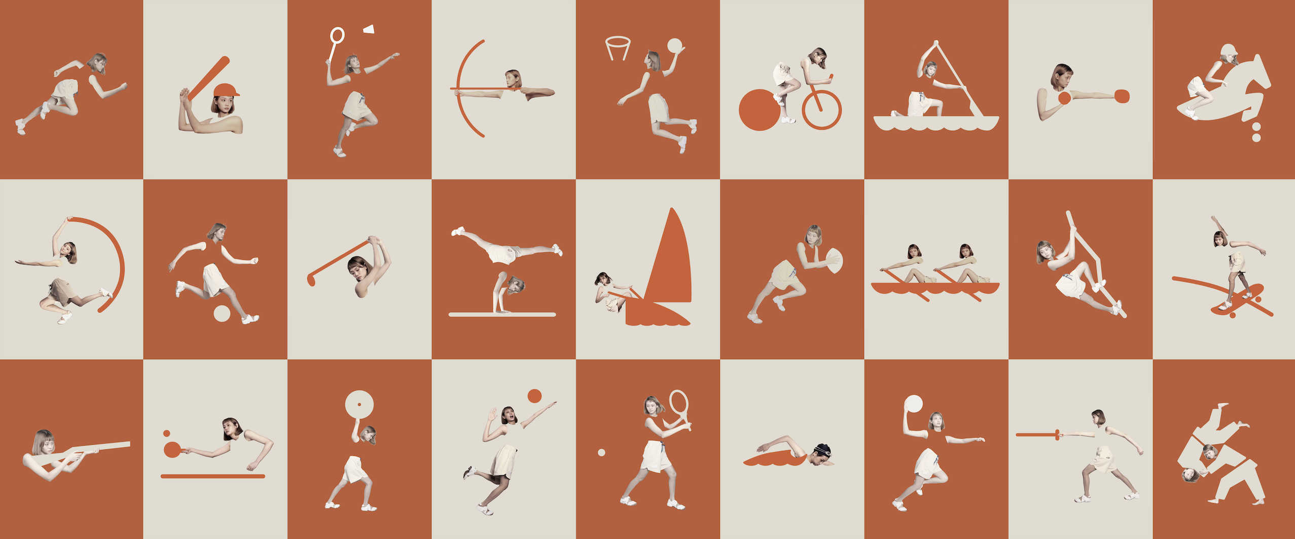 奧運超級變變變自製組圖