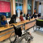 學習如何維修輪椅