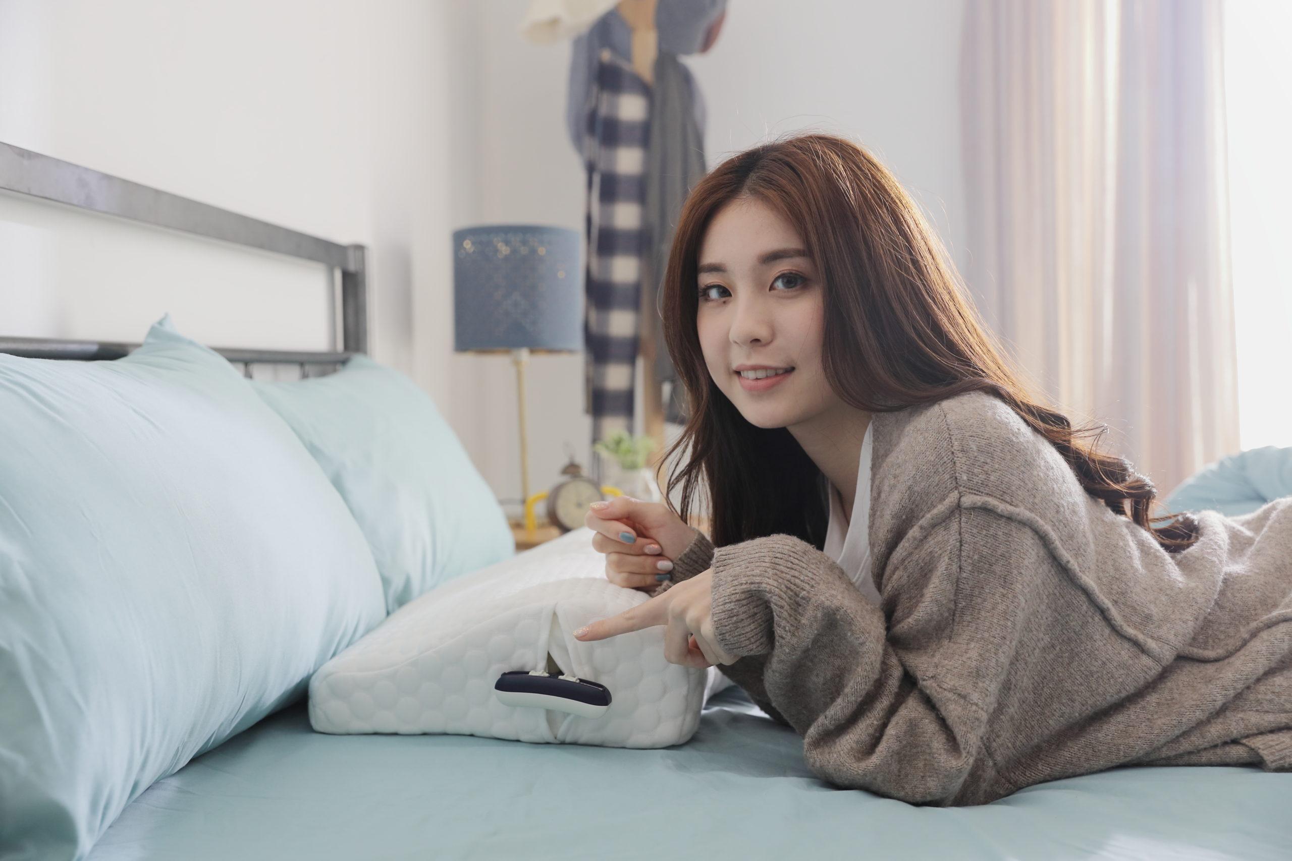 枕上人-智控平衡枕 16段可調節式記憶枕