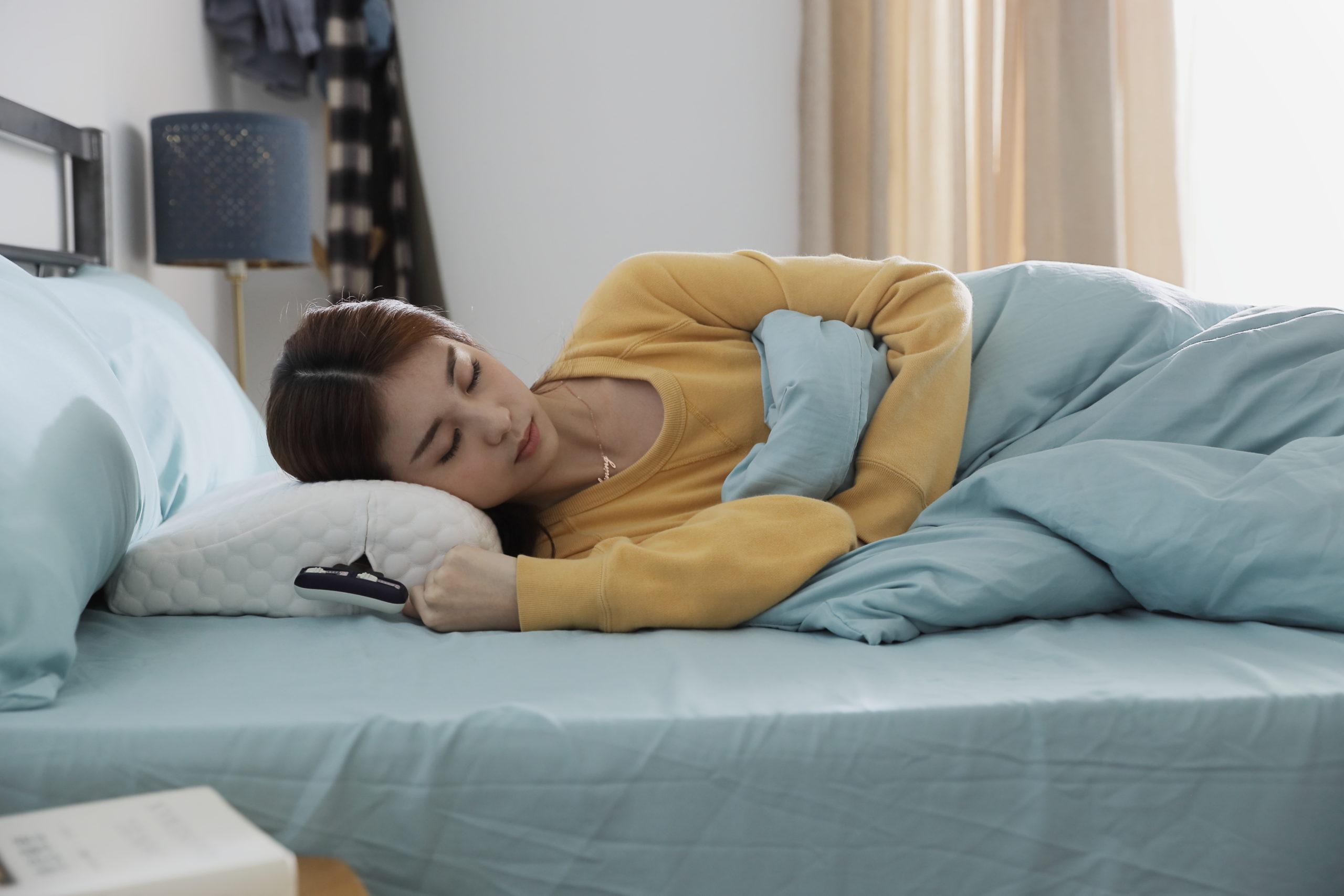 記憶枕推薦,枕上人-智控平衡枕。